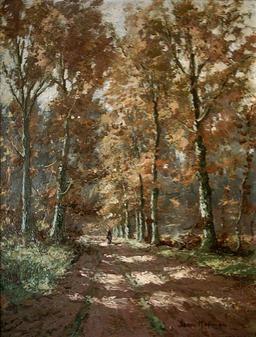 Sous Bois en Automne. Source : http://data.abuledu.org/URI/51a635a7-sous-bois-en-automne