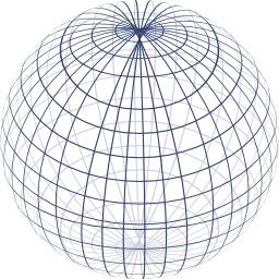 Sphère dans un espace euclidien. Source : http://data.abuledu.org/URI/51844718-sphere-dans-un-espace-euclidien