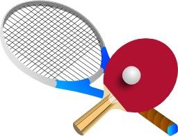 Sports de raquette. Source : http://data.abuledu.org/URI/50d493f1-sports-de-raquette