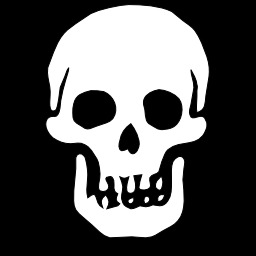 Squelette de tête. Source : http://data.abuledu.org/URI/504b8473-squelette-de-tete