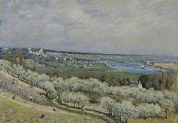 St Germain en Laye au printemps. Source : http://data.abuledu.org/URI/50fb1887-st-germain-en-laye-au-printemps