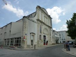St Nicolas à La Rochelle. Source : http://data.abuledu.org/URI/5821107f-st-nicolas-a-la-rochelle
