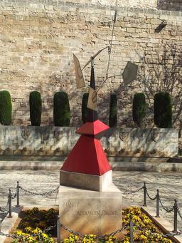 Stabile de Calder à Palma 02. Source : http://data.abuledu.org/URI/541ede50-stabile-de-calder-a-palma-02