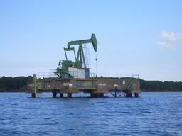 Station de pompage du lac de Parentis-40. Source : http://data.abuledu.org/URI/508eac4d-station-de-pompage-du-lac-de-parentis-40