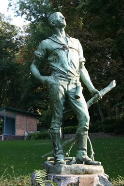 Ressources ducatives libres les - Statue de jardin belgique ...