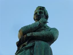 Statue de Mathieu de Dombasle à Nancy. Source : http://data.abuledu.org/URI/5819c27d-statue-de-mathieu-de-dombasle-a-nancy