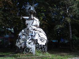 Statue délirante à Copenhague. Source : http://data.abuledu.org/URI/59181fa9-statue-delirante-a-copenhague