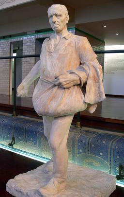 Statue du semeur. Source : http://data.abuledu.org/URI/54a875ab-statue-du-semeur
