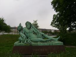 Statue du Tibre à Copenhague. Source : http://data.abuledu.org/URI/59180cf7-statue-du-tibre-a-copenhague