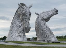 Statues de kelpies en Écosse. Source : http://data.abuledu.org/URI/5874fad4-statues-de-kelpies-en-ecosse