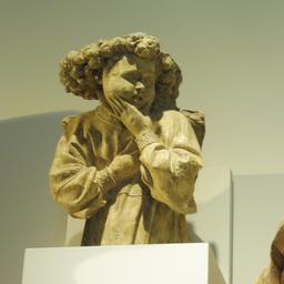 Statues du puits de Moïse au musée des beaux-arts de Dijon. Source : http://data.abuledu.org/URI/59d6a7cd-statues-du-puits-de-moise-au-musee-des-beaux-arts-de-dijon