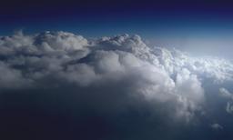 Stratocumulus vu d'avion. Source : http://data.abuledu.org/URI/523371f2-stratocumulus-vu-d-avion