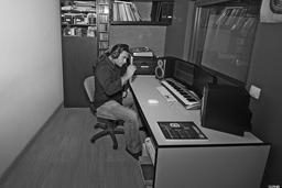 Studio de compositeur de musique de film. Source : http://data.abuledu.org/URI/5882512e-studio-de-compositeur-de-musique-de-film