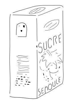 Sucre en poudre. Source : http://data.abuledu.org/URI/5027b313-sucre-en-poudre