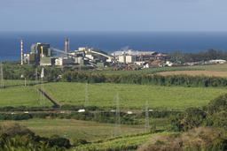 Sucrerie de Bois-Rouge à La Réunion. Source : http://data.abuledu.org/URI/521a48e3-sucrerie-de-bois-rouge-a-la-reunion