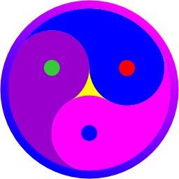 Symbole du Yin-Yang-Yuan. Source : http://data.abuledu.org/URI/5180342a-symbole-du-yin-yang-yuan
