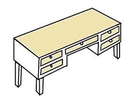 Table bureau. Source : http://data.abuledu.org/URI/50858dad-table-bureau