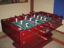 Table de baby-foot espagnol. Source : http://data.abuledu.org/URI/53cc2c60-table-de-baby-foot-espagnol