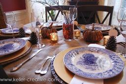 Table préparée pour Thanksgiving. Source : http://data.abuledu.org/URI/5643017d-table-preparee-pour-thanksgiving