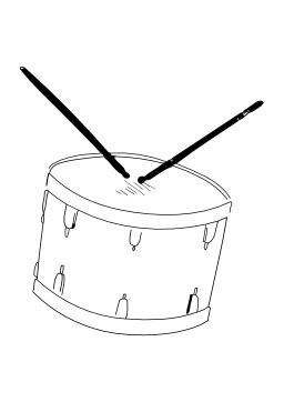 Tambour. Source : http://data.abuledu.org/URI/5027c32d-tambour