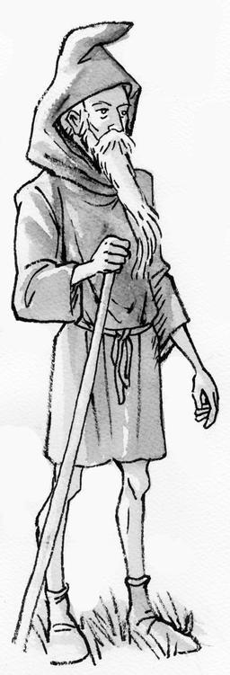 Tantugou, l'homme des bois pyrénéen. Source : http://data.abuledu.org/URI/51bccd09-tantugou-l-homme-des-bois-pyreneen