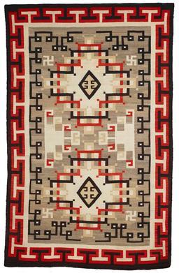 Tapis navajo. Source : http://data.abuledu.org/URI/53595ecd-tapis-navajo