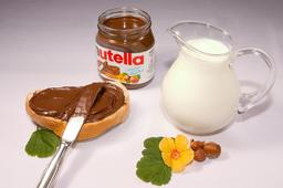 Tartine de nutella. Source : http://data.abuledu.org/URI/50424ed9-tartine-de-nutella