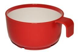Tasse en plastique rouge. Source : http://data.abuledu.org/URI/522ee6af-tasse-en-plastique-rouge