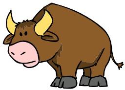 Taureau. Source : http://data.abuledu.org/URI/5049a702-taureau