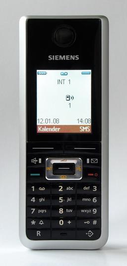Téléphone portable sans fil. Source : http://data.abuledu.org/URI/5396fdde-telephone-portable-sans-fil