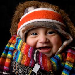 Tenue d'hiver : écharpe et bonnet. Source : http://data.abuledu.org/URI/50fb29d7-tenue-d-hiver-echarpe-et-bonnet