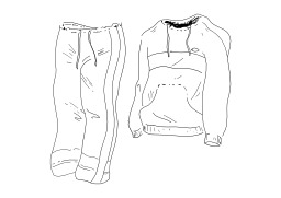 Tenue de sport. Source : http://data.abuledu.org/URI/5026b6e1-tenue-de-sport