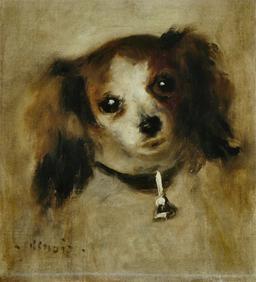 Tête de chien. Source : http://data.abuledu.org/URI/503943f5-tete-de-chien