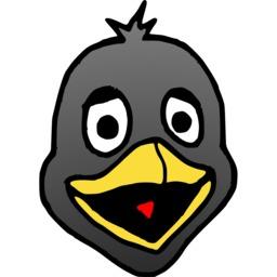 Tête de pingouin satisfait. Source : http://data.abuledu.org/URI/58780950-tete-de-pingouin-satisfait