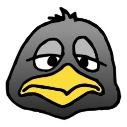 Tête de pingouin triste. Source : http://data.abuledu.org/URI/587809c9-tete-de-pingouin-triste