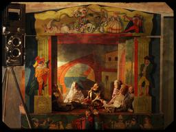 Théâtre de marionnettes. Source : http://data.abuledu.org/URI/50e96105-theatre-de-marionnettes