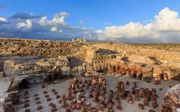 Thermes de Kourion à Chypre. Source : http://data.abuledu.org/URI/58cdeffa-thermes-de-kourion-a-chypre