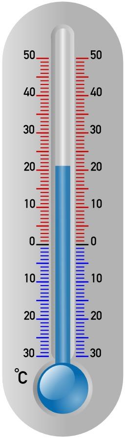 Thermomètre. Source : http://data.abuledu.org/URI/520bfe3f-thermometre
