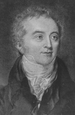 Thomas Young, pionnier de l'optique ondulatoire. Source : http://data.abuledu.org/URI/50a599b3-thomas-young-pionnier-de-l-optique-ondulatoire