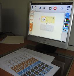 Thymio et le logiciel Aseba au collège Calandreta. Source : http://data.abuledu.org/URI/58d7a2f7-thymio-et-le-logiciel-aseba-au-college-calandreta