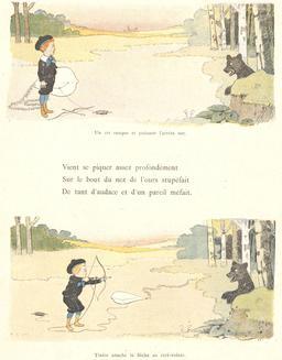 Tintin-Lutin et l'ours. Source : http://data.abuledu.org/URI/560c58b3-tintin-lutin-et-l-ours