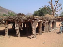 Togunat au Mali en pays dogon. Source : http://data.abuledu.org/URI/552e3761-togunat-
