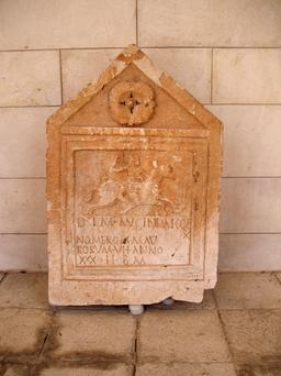 Tombe de Naplouse. Source : http://data.abuledu.org/URI/552e2b45-tombe-de-nablus
