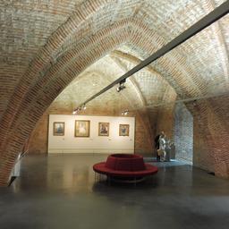 Toulouse-Lautrec au Palais de la Berbie à Albi. Source : http://data.abuledu.org/URI/59c18c25-toulouse-lautrec-au-palais-de-la-berbie-a-albi
