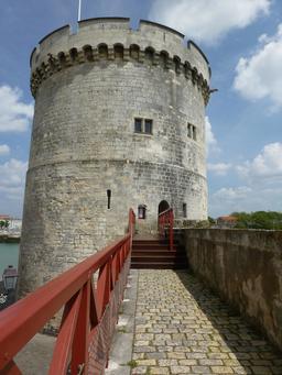 Tour de la Chaîne à La Rochelle. Source : http://data.abuledu.org/URI/5821146a-tour-de-la-chaine-a-la-rochelle