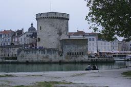 Tour de la Chaîne à La Rochelle. Source : http://data.abuledu.org/URI/58262372-tour-de-la-chaine-a-la-rochelle