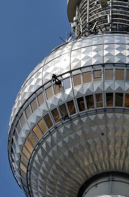 Tour de télévision de Berlin. Source : http://data.abuledu.org/URI/58f53a91-tour-de-television-de-berlin