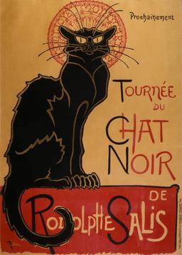 Tournée du chat noir. Source : http://data.abuledu.org/URI/50e4578b-tournee-du-chat-noir