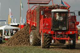 Tracteur betteravier. Source : http://data.abuledu.org/URI/50700c71-tracteur-betteravier