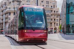 Tramway de Clermont-Ferrand. Source : http://data.abuledu.org/URI/582cc0d1-tramway-de-clermont-ferrand